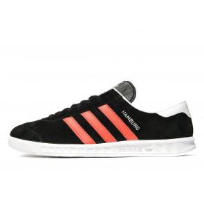 Adidas Originals Hambourg Homme Noir Chaussures de Fitness