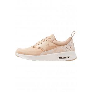 Nike Footwear Air Max Thea PRM - Chaussures de Sport Basse/Faible - Brun/Linen/Voile Clair - Femme/Homme