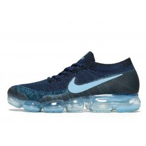 Nike Air VaporMax Homme Bleu Chaussures de Fitness
