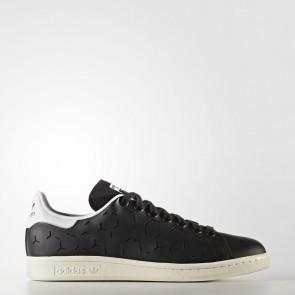 Femme Adidas Stan Smith Chaussures pour courir - Noyau Noir