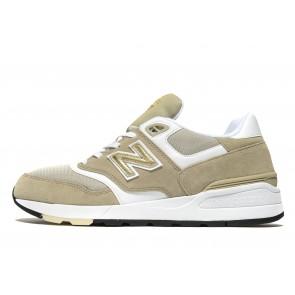 New Balance 597 Homme Brun Chaussures de Fitness