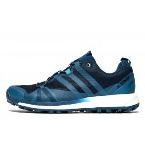 Adidas Terrex Agravic GTX Trail Homme Bleu Chaussures de Fitness