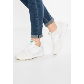 New Balance WR996 - Chaussures de Sport Basse/Faible - Blanc - Femme