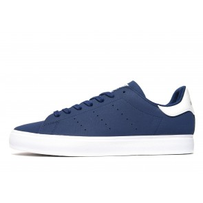 Adidas Originals Stan Smith Vulc Homme Bleu Chaussures de Fitness