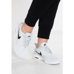 Nike Footwear Air Max Thea - Chaussures de Sport Basse/Faible - Platine Pur/Noir/Blanc - Femme/Homme