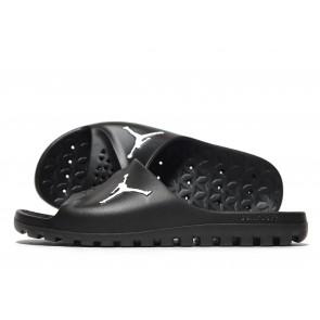 Jordan Sandales Super.Fly Homme Noir Chaussures de Fitness