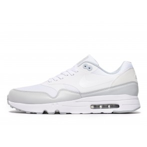 Nike Air Max 1 Ultra Essential 2.0 Homme Blanc Chaussures de Fitness