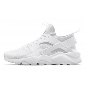 Nike Huarache Ultra Breathe Homme Blanc Chaussures de Fitness