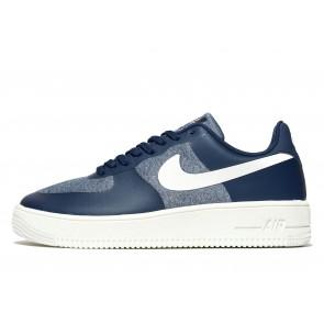 Nike Air Force 1 Ultraforce Homme Bleu Chaussures de Fitness