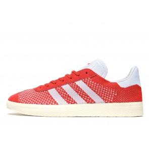 Adidas Originals Gazelle Homme Rouge Chaussures de Fitness