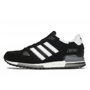 Adidas Originals ZX 750 Homme Noir Chaussures de Fitness