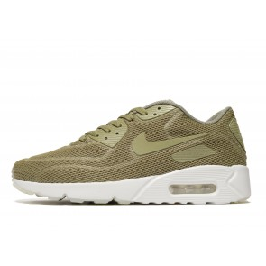Nike Air Max 90 Ultra 2.0 Breeze Homme Vert Chaussures de Fitness