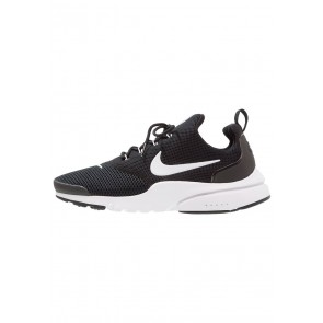 Nike Footwear Presto Fly - Chaussures de Sport Basse/Faible - Noir/Blanc - Homme