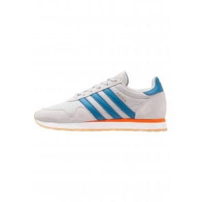 Adidas Originals HAVEN - Chaussures de Sport Basse/Faible - Gris/Culottes Nobles/Orange - Femme/Homme