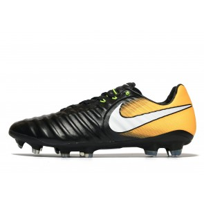 Nike Lock In Let Loose Tiempo Legacy III FG Homme Noir Chaussures de Fitness