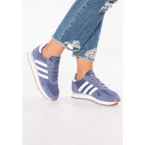 Adidas Originals HAVEN - Chaussures de Sport Basse/Faible - Violet Super/Blanc - Femme