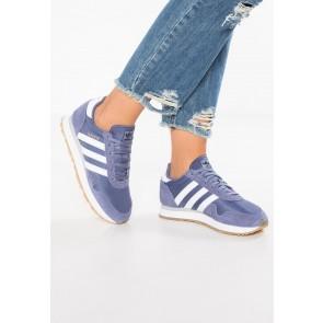 Adidas Originals HAVEN - Chaussures de Sport Basse/Faible - Violet Super/Blanc - Femme