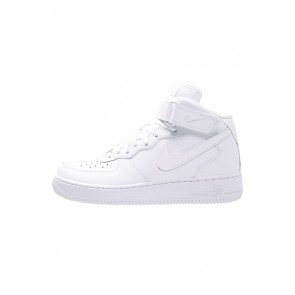 Nike Footwear Air Force 1 Mid - Chaussure de Running Haute/High - Blanc - Homme