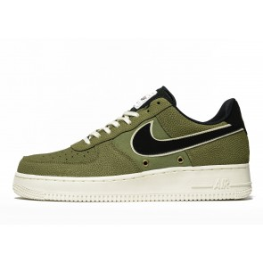 Nike Air Force 1 LV8 Homme Vert Chaussures de Fitness