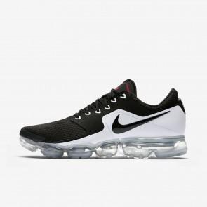 Nike Air VaporMax Homme Noir/Argent métallique/Blanc/Violet persan AH9046-003 Chaussures de Fitness
