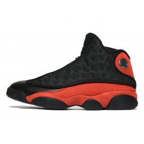 Jordan Air 13 Retro Homme Noir Chaussures de Fitness