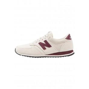 New Balance U420 - Chaussures de Sport Basse/Faible - Beige - Femme/Homme