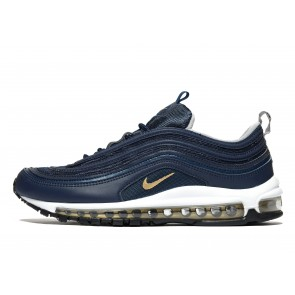 Nike Max 97 Homme Bleu Chaussures de Fitness