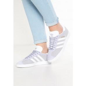 Adidas Originals Gazelle - Chaussures de Sport Basse/Faible - Violet Clair/Blanc - Femme/Homme