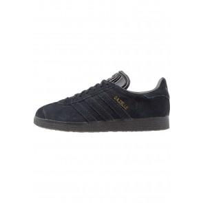 Adidas Originals Gazelle - Chaussures de Sport Basse/Faible - Noir/Noir - Femme/Homme