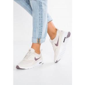 Nike Footwear Air Max Thea - Chaussures de Sport Basse/Faible - Bleu Clair/Brun/Gris Taupe - Femme