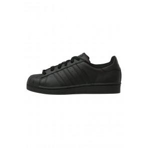 Adidas Originals Superstar Foundation - Chaussures de Sport Basse/Faible - Noir Noyau - Femme